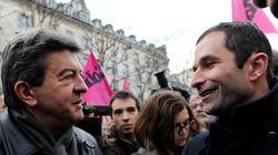 Γαλλία:Δεν υπάρχει καμία περίπτωση κοινής καθόδου των Μπενουά Αμόν και Μελανσόν στις προεδρικές