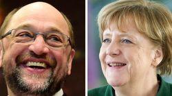 Διαδικτυακή δημοσκόπηση Spiegel: 44% Σουλτς, 38% Μέρκελ αν εκλεγόταν απ΄ευθείας