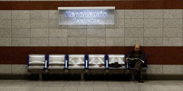 Κλειστοί μέχρι και αύριο Πέμπτη οι σταθμοί του ΜΕΤΡΟ Περιστέρι και Κεραμεικός. Στάση εργασίας σήμερα...
