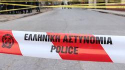Επίθεση του Ρουβίκωνα σε συμβολαιογραφικό γραφείο στη