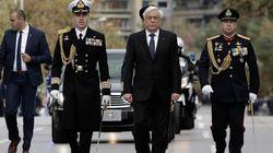 Παυλόπουλος: Αυτονόητο το δικαίωμα της Ελλάδας να θωρακίζει αμυντικά εναντίον κάθε επιβουλής τα