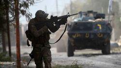 Υπό τον έλεγχο των ιρακινών δυνάμεων δύο γέφυρες στη