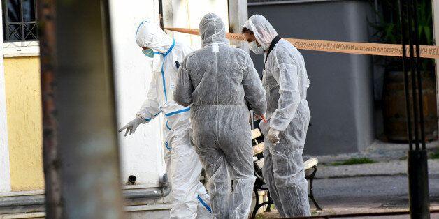 Αντιτρομοκρατική: Αφιερωμένη στο Λάμπρο Φούντα η βόμβα στο Α.Τ.