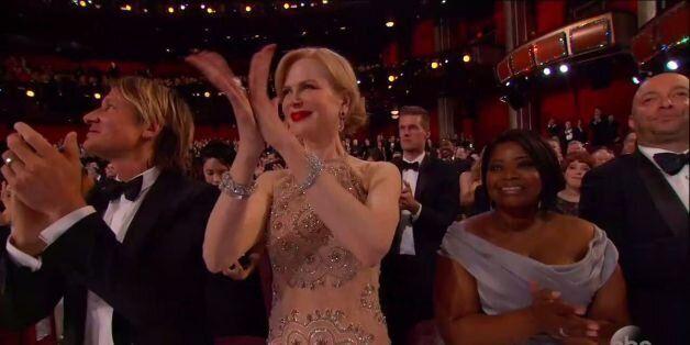 Η Nicole Kidman δεν ξέρει να χειροκροτά και 4 ακόμα αστείες στιγμές από τα