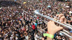 Πολιτικά μηνύματα στις παρελάσεις του καρναβαλιού στην