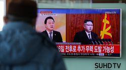 Η Νότια Κορέα ζητά αναστολή συμμετοχής της Πιονγιάνγκ στον