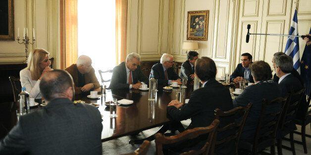 Συνεδριάζει η Επιτροπή για τη Συνταγματική Αναθεώρηση, με εισήγηση του Αλέξη