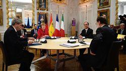 Υπέρ μιας Ευρώπης πολλών ταχυτήτων Ολάντ, Μέρκελ, Τζεντιλόνι και