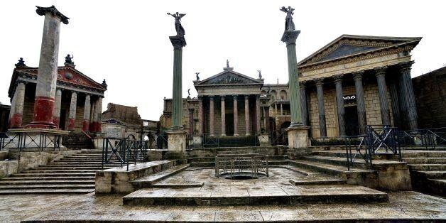 Ρώμη-Αθήνα-Βρυξέλλες