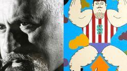 Αποχαιρετισμός στο ζωγράφο και χαράκτη Γιώργο Ιωάννου, τον σημαντικότερο εκπρόσωπο της ποπ αρτ στην