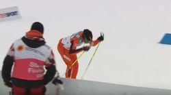Βίντεο: Είναι αυτός ο χειρότερος σκιέρ που έχει εμφανιστεί ποτέ σε αθλητική