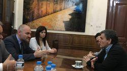 Την εκτίμηση ότι στις 20 Φεβρουαρίου θα υπάρξει πολιτική απόφαση στο Eurogroup εξέφρασε ο