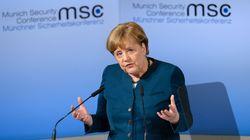 Έκκληση Μέρκελ για συνεργασία με τη Ρωσία κατά της ισλαμιστικής
