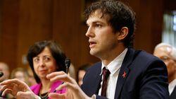 Ο Ashton Kutcher παίρνει θέση για την παιδική δουλεία και δίνει τον πιο παθιασμένο λόγο που έχουμε δει
