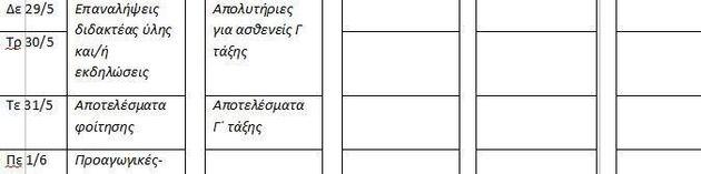 Στις 7 Ιουνίου η «πρεμιέρα» των Πανελλαδικών εξετάσεων για τα γενικά λύκεια. Οι