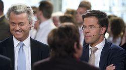 Ολλανδία: Ο ακροδεξιός Βίλντερς και ο φιλελεύθερος Ρούτε είναι πλέον ισόπαλοι στις