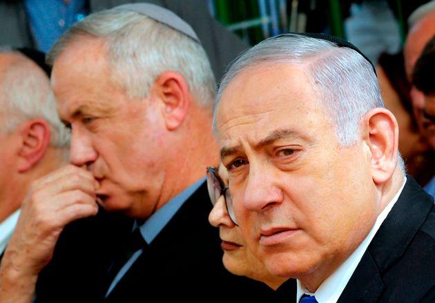 L'ultimo azzardo di Netanyahu: staffetta con Gantz, o nuove