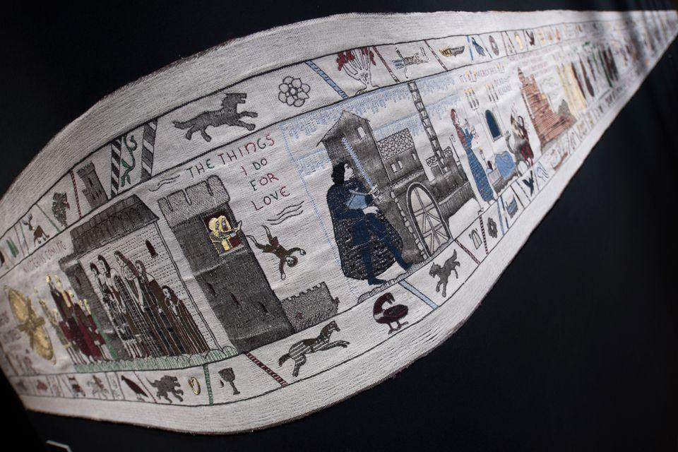 Η ταπισερί του «Game of Thrones» στην Μπαγιέ της