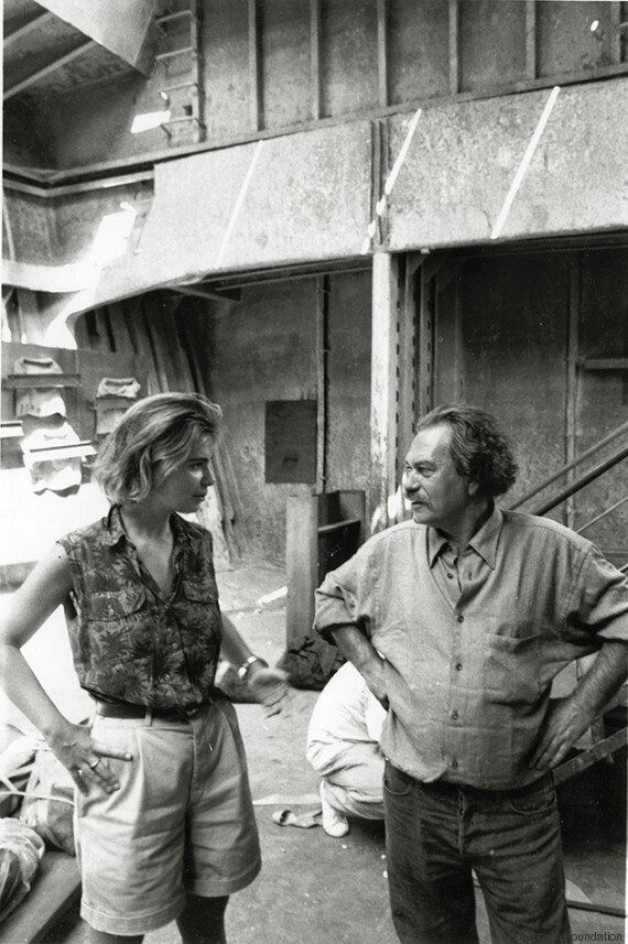 Το ταξίδι του Γιάννη Κουνέλλη: «Δεν αναζήτησα παρά όμορφα