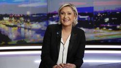 Γαλλία: Αυξημένο ποσοστό κατά 2,5% για τη Λεπέν στον 1ο γύρο δίνει