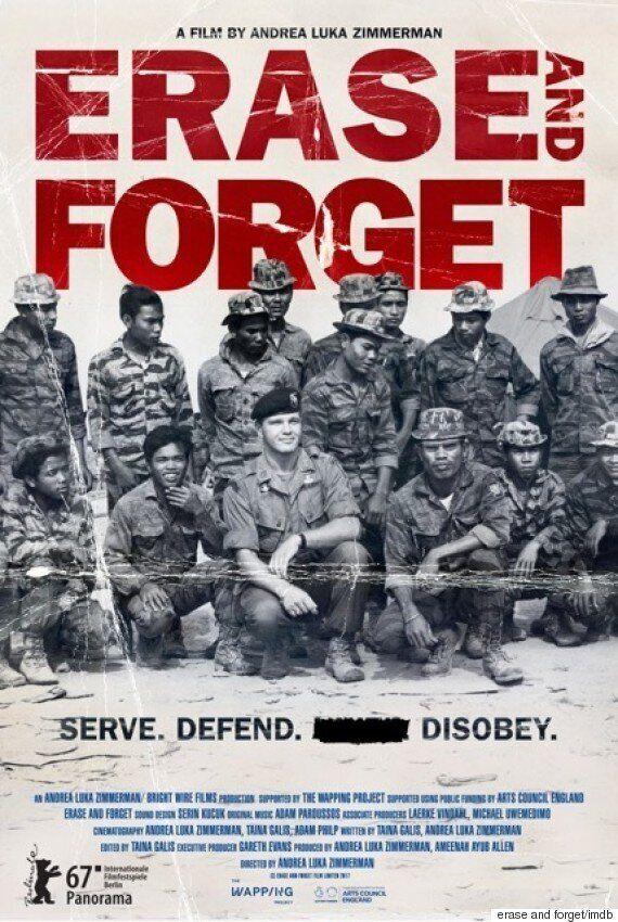 Εrase and Forget. To ντοκιμαντέρ για τη ζωή του αληθινού «Rambo» που ήταν έως και υποψήφιος για την προεδρία...