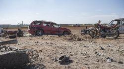Τουλάχιστον 42 νεκροί από επίθεση αυτοκτονίας κοντά στην αλ Μπαμπ στη