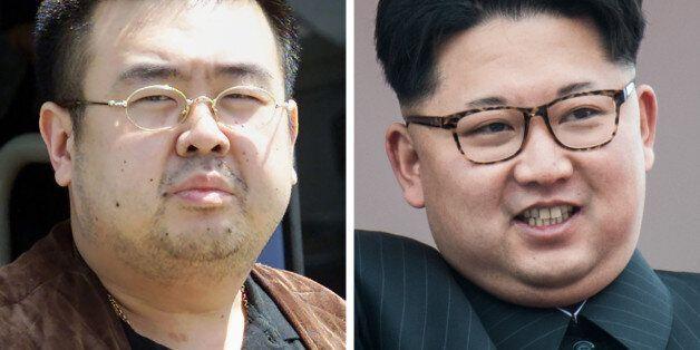 (Photo credit should read TOSHIFUMI KITAMURA,ED JONES/AFP/Getty