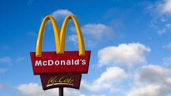 Το λογότυπο των McDonald's έχει ένα ένοχο
