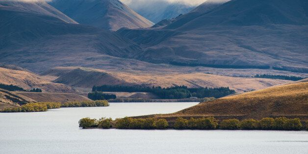Lake Alexandrina (Maori: Whakatukumoana) is a lake located in the Mackenzie Basin of New Zealand's South...
