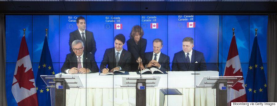 Η CETA και η φέτα: Το Ευρωπαϊκό Κοινοβούλιο ψηφίζει για την εμπορική συμφωνία ΕΕ-Καναδά. Τι σημαίνει...