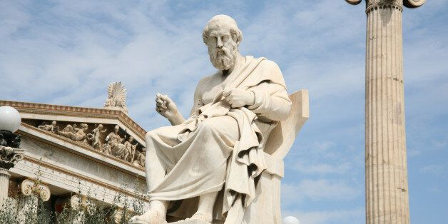 'Plato (c. 429aa347 BC), Greek philosopher. A disciple of Socrates and the teacher of Aristotle, he founded...