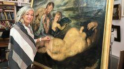 Aux Journées du matrimoine, les nus de Marguerite-Jeanne Carpentier