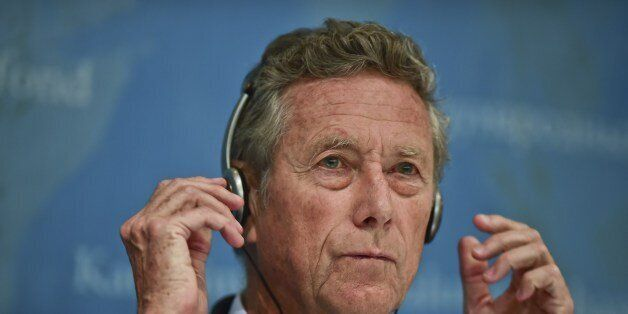 Photo credit should read RONALDO SCHEMIDT/AFP/Getty