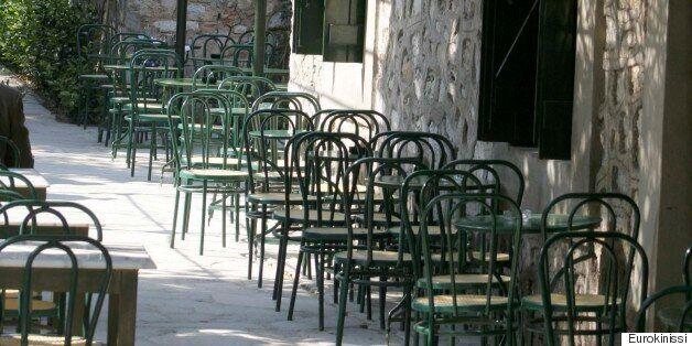 Έκλεισε το πέτρινο παραδοσιακό καφενείο που βρίσκεται στον Εθνικό