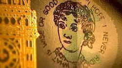 Μια Ιρλανδή βρήκε το συλλεκτικό χαρτονόμισμα με την προσωπογραφία της Τζέιν Όστεν και το χάρισε σε