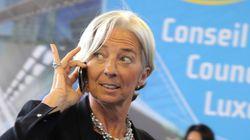 Τηλεφωνική επικοινωνία Λαγκάρντ με Τσίπρα μετά τη συνάντηση της επικεφαλής του ΔΝΤ με τη