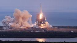 Επιτυχής η εκτόξευση του πυραύλου Falcon 9 της SpaceX από το Κέιπ