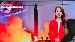 Η Βόρεια Κορέα εκτόξευσε νέο βαλλιστικό πύραυλο. Έφτασε σε ύψος 550χλμ και έπεσε στη Θάλασσα της