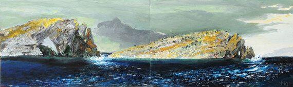 «Παρά θίν' αλός»:Aφιέρωμα στην ελληνική θαλασσογραφία από Ίδρυμα
