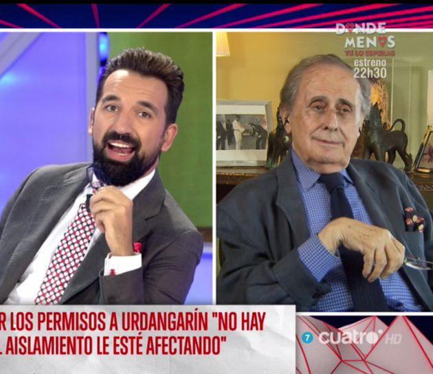 Jaime Peñafiel en 'Todo es