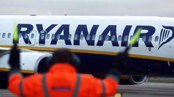 Η Ryanair μειώνει τις επενδύσεις της στη Βρετανία λόγω