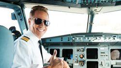 Τι προσέχουν οι πιλότοι όταν ταξιδεύουν με αεροπλάνο ως απλοί