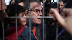 Moυζάλας για την ένταση στο Ελληνικό: «Δεν θέλουμε βία αλλά δεν θα υποστούμε και