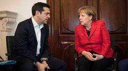 Να κλείσει η αξιολόγηση μέσα στο Φεβρουάριο συμφώνησαν Μέρκελ και Τσίπρας στη
