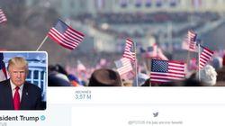 Υπάρχει ένα site που βρίσκει όλα τα tweets που έχετε διαγράψει. Και αυτά είναι του Ντόναλντ