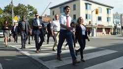 Trudeau Promises Ban On Military-Style Assault