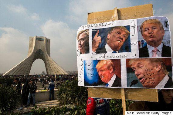 Οι πορείες για την ιρανική επανάσταση μετατράπηκαν σε διαμαρτυρίες κατά του