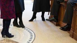 Ο φωτογράφος του Obama δείχνει ποια είναι η πραγματική θέση των γυναικών στον Λευκό