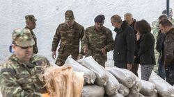 Ολοκληρώθηκε επιχείρηση εξουδετέρωσης της βόμβας στο Κορδελιό της