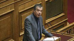 Θεοδωράκης: Το Ποτάμι δεν θ' αλλάξει πορεία επειδή κάποιοι αναζητούν μια πιο σίγουρη πολιτική